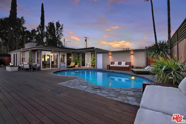 3608 Beverly Ridge Dr, Sherman Oaks, CA 91423 (#21-682638) :: TruLine Realty