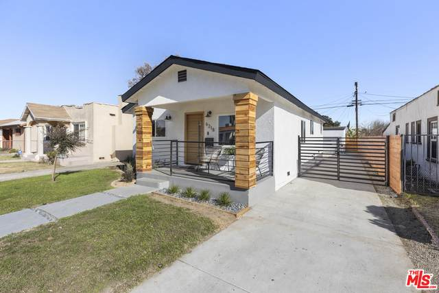 6218 Madden Ave, Los Angeles, CA 90043 (#21-682678) :: TruLine Realty