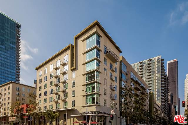 645 W 9TH St #333, Los Angeles, CA 90015 (#21-682808) :: TruLine Realty