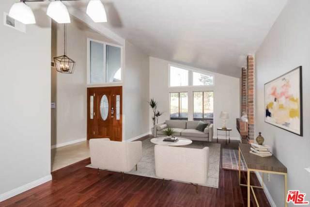 11841 Laughton Way, Northridge, CA 91326 (#21-683090) :: Harcourts Bella Vista Realty