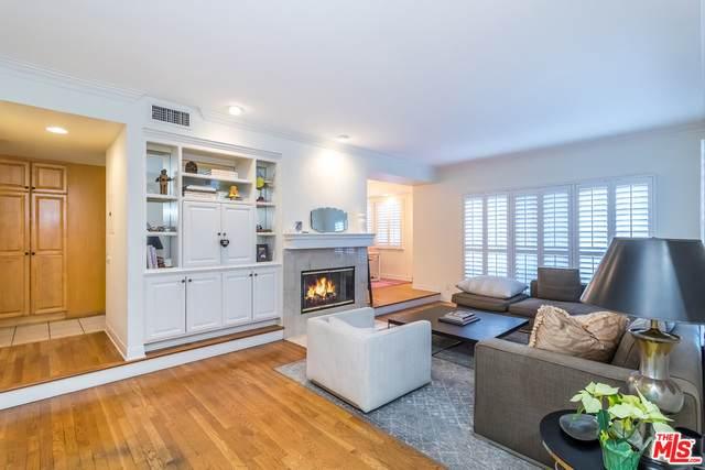 1144 Yale St #5, Santa Monica, CA 90403 (MLS #21-683244) :: Mark Wise | Bennion Deville Homes