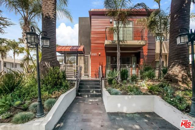 2121 Virginia Ave #106, Santa Monica, CA 90404 (#21-683362) :: The Parsons Team
