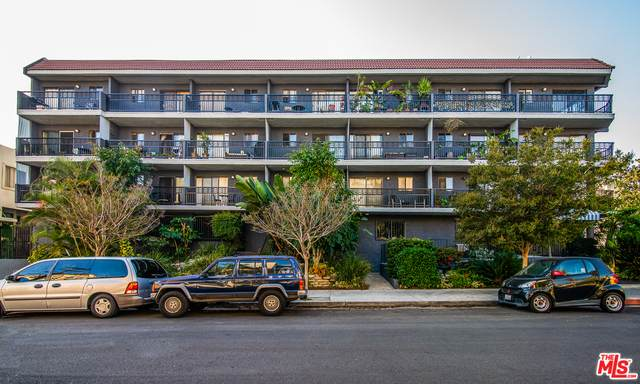 1355 N Sierra Bonita Ave #311, Los Angeles, CA 90046 (#21-683396) :: The Parsons Team