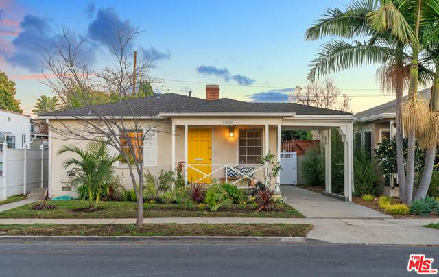 1002 Garfield Ave, Venice, CA 90291 (#21-683442) :: The Grillo Group
