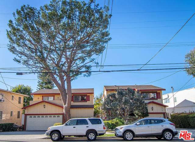 2312 6TH St #1, Santa Monica, CA 90405 (#21-683758) :: The Parsons Team