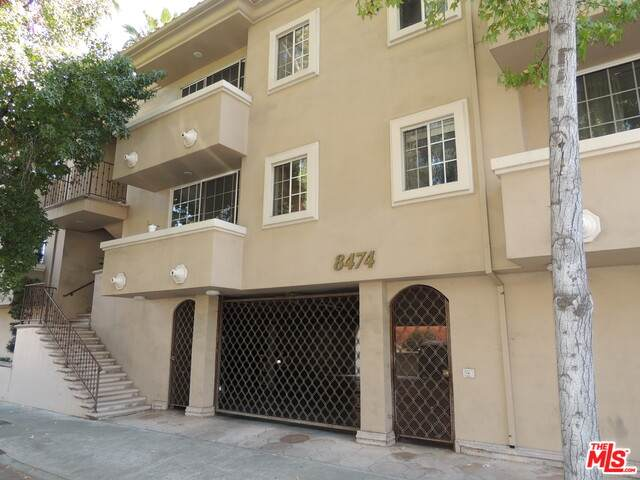 8474 Romaine St #102, West Hollywood, CA 90069 (#21-683834) :: The Parsons Team