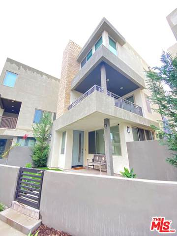 106 Catalyst, Irvine, CA 92618 (#21-684024) :: Berkshire Hathaway HomeServices California Properties