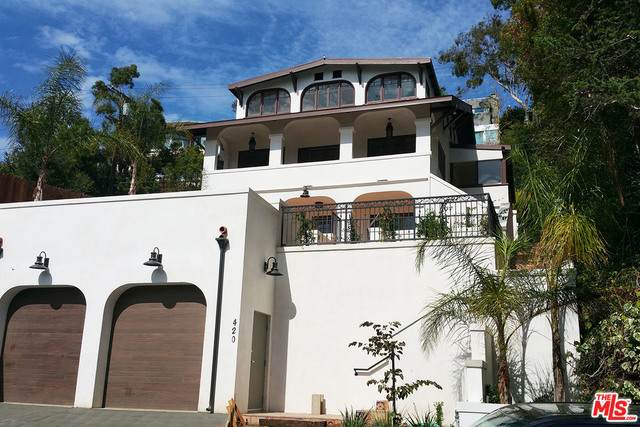 420 Mesa Rd, Santa Monica, CA 90402 (#21-684026) :: The Parsons Team