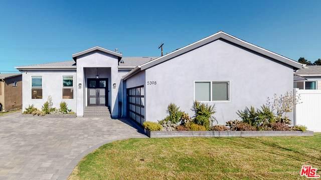 5398 Emporia Ave, Culver City, CA 90230 (#21-684142) :: The Parsons Team