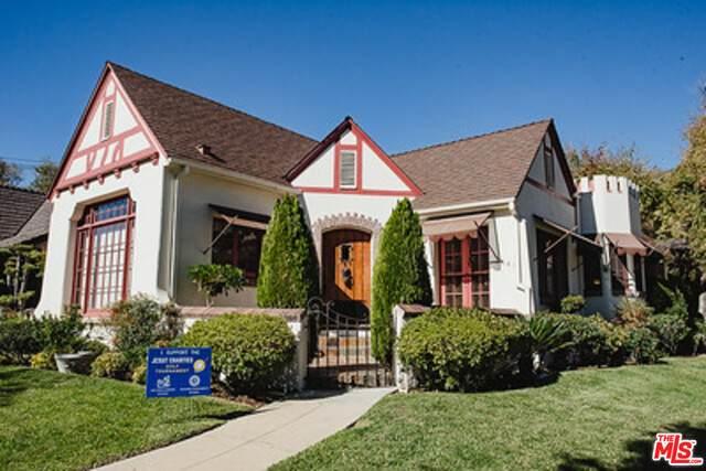 2045 Monte Vista St, Pasadena, CA 91107 (#21-684472) :: The Grillo Group