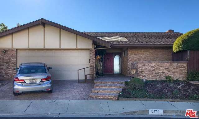 2179 Grandeur Dr, San Pedro, CA 90732 (#21-684484) :: Berkshire Hathaway HomeServices California Properties