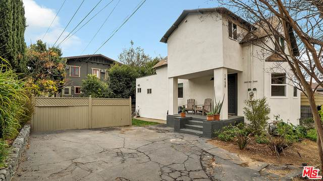 1458 Wallace Ave, Los Angeles, CA 90026 (#21-684540) :: The Parsons Team