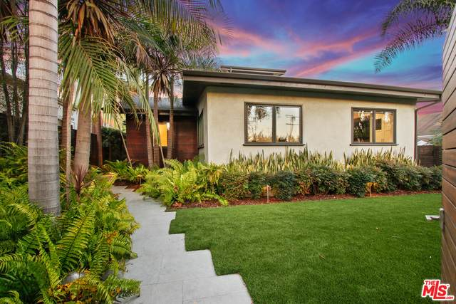 3023 Glenn Ave, Santa Monica, CA 90405 (#21-684572) :: The Parsons Team
