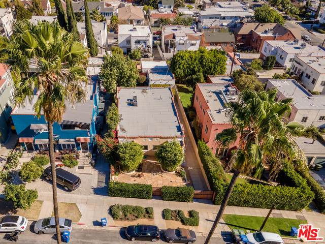 1920 N Normandie Ave, Los Angeles, CA 90027 (MLS #21-684578) :: The John Jay Group - Bennion Deville Homes