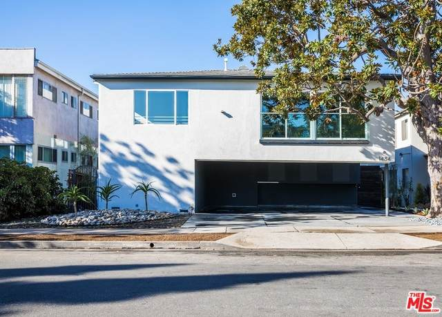 1434 10Th St, Santa Monica, CA 90401 (#21-684640) :: The Parsons Team