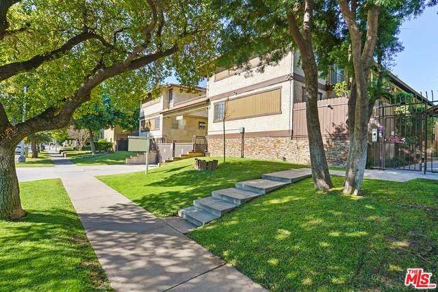 981 E Villa St #4, Pasadena, CA 91106 (#21-684702) :: The Grillo Group