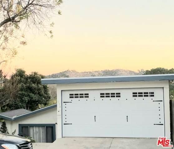 774 Terrace 49, Los Angeles, CA 90042 (#21-684756) :: Randy Plaice and Associates
