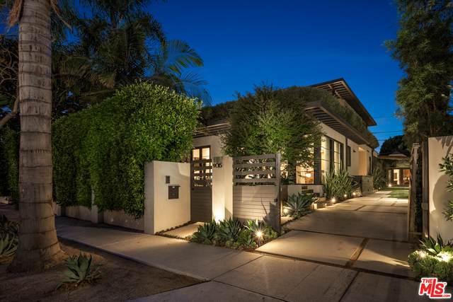 9015 Dorrington Ave, West Hollywood, CA 90048 (#21-684908) :: The Parsons Team