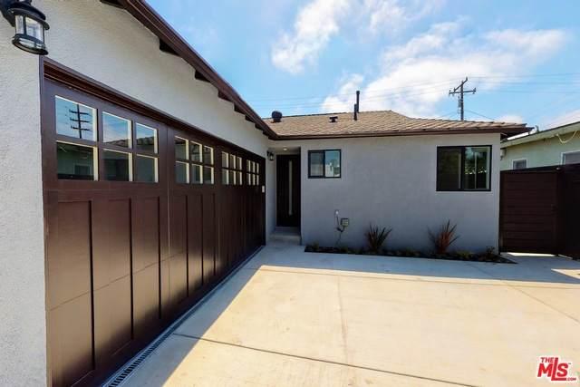 5321 S Centinela Ave, Los Angeles, CA 90066 (#21-685430) :: The Suarez Team