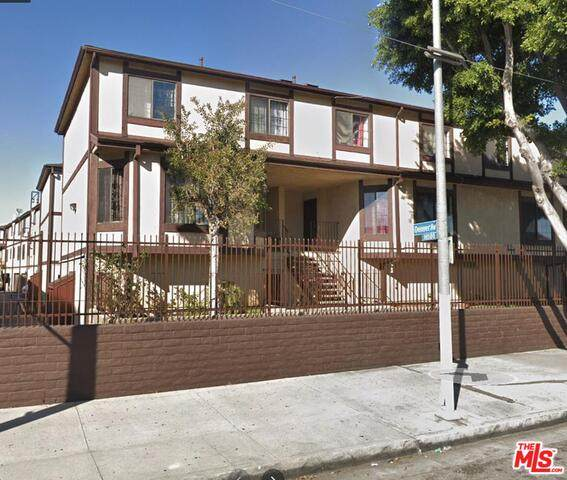 515 W Gardena Blvd #17, Gardena, CA 90248 (#21-685830) :: Berkshire Hathaway HomeServices California Properties