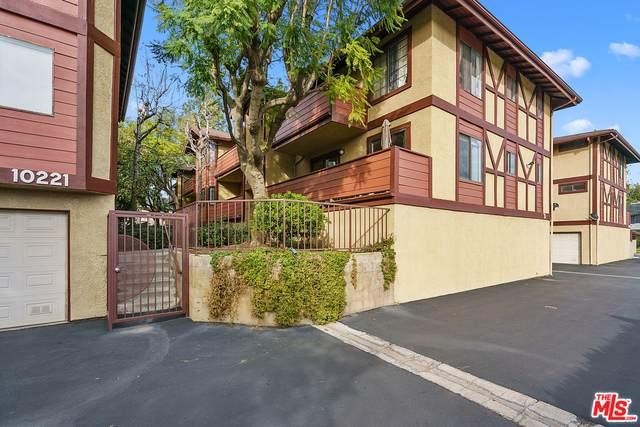 10221 Oklahoma Ave #35, Chatsworth, CA 91311 (#21-685974) :: Berkshire Hathaway HomeServices California Properties