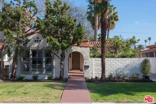 122 S Hamel Dr, Beverly Hills, CA 90211 (#21-686154) :: The Suarez Team