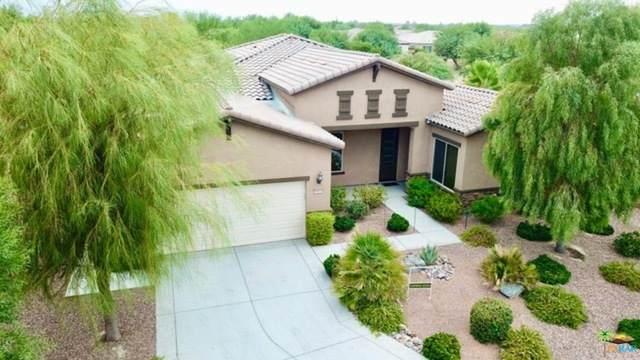 38899 Corte Ancera, Indio, CA 92203 (#21-686370) :: Berkshire Hathaway HomeServices California Properties