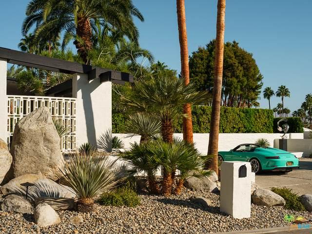 572 W Santa Elena Rd, Palm Springs, CA 92262 (#21-686898) :: TruLine Realty
