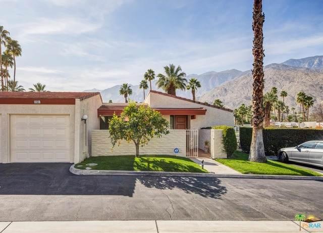1151 S La Verne Way, Palm Springs, CA 92264 (#21-687516) :: The Suarez Team