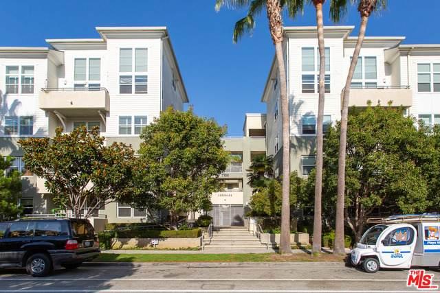7100 Playa Vista Dr #403, Playa Vista, CA 90094 (#21-687884) :: Berkshire Hathaway HomeServices California Properties