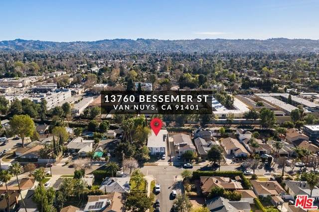 13760 Bessemer St, Van Nuys, CA 91401 (#21-688392) :: The Grillo Group