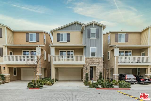 351 N Bellarose, Anaheim, CA 92805 (#21-688798) :: Berkshire Hathaway HomeServices California Properties