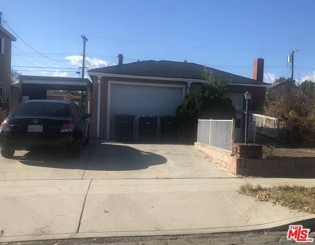 1231 N Beachwood Dr, Burbank, CA 91506 (#21-688900) :: Berkshire Hathaway HomeServices California Properties