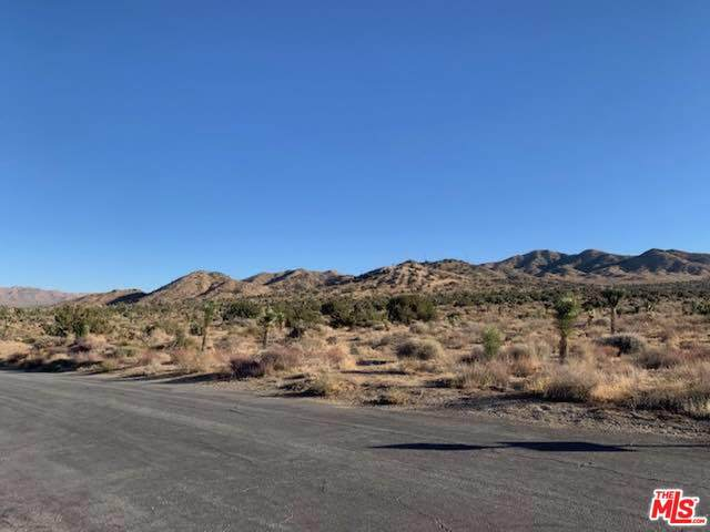 0 Golden Bee Dr & Acoma Trail, Yucca Valley, CA 92284 (#21-689248) :: TruLine Realty