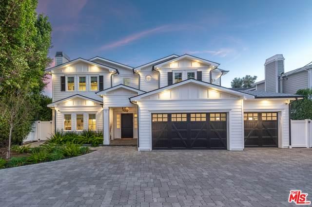 12150 Tiara St, Valley Glen, CA 91607 (#21-689792) :: Berkshire Hathaway HomeServices California Properties