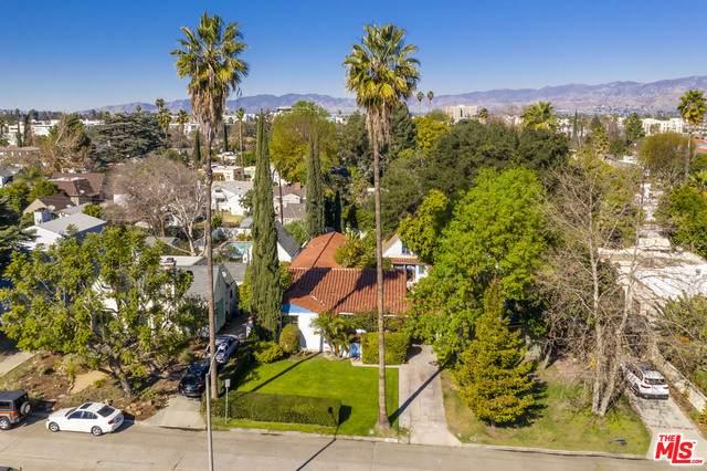 11047 Hortense St, North Hollywood, CA 91602 (#21-691024) :: The Suarez Team
