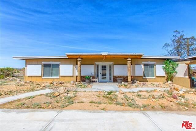 6645 Sherman Hoyt Ave, TWENTY-NINE PALMS, CA 92277 (#21-691048) :: Berkshire Hathaway HomeServices California Properties