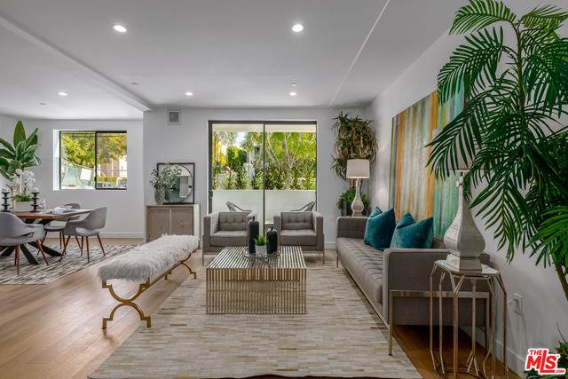 1515 S Holt Ave #204, Los Angeles, CA 90035 (MLS #21-691104) :: Zwemmer Realty Group