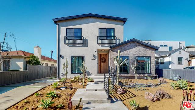 10649 Cushdon Ave, Los Angeles, CA 90064 (MLS #21-691276) :: The Jelmberg Team