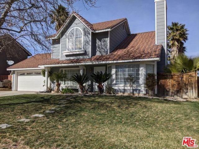 3127 Twincreek Ave, Palmdale, CA 93551 (#21-691702) :: Randy Plaice and Associates