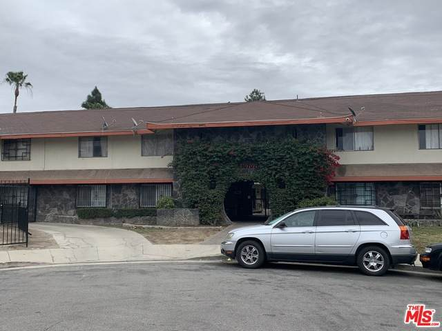 10707 New Haven St #2, Sun Valley, CA 91352 (#21-691786) :: The Grillo Group