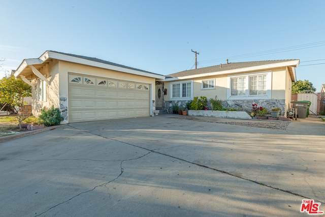 835 E Bonds St, Carson, CA 90745 (MLS #21-692130) :: Zwemmer Realty Group