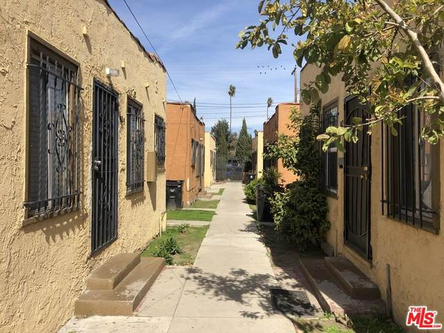 860 W 83Rd St, Los Angeles, CA 90044 (#21-692138) :: TruLine Realty