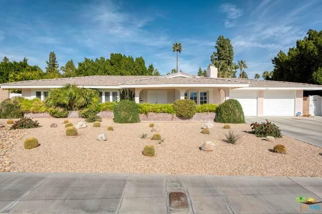 536 W Santa Catalina Rd, Palm Springs, CA 92262 (#21-692458) :: TruLine Realty