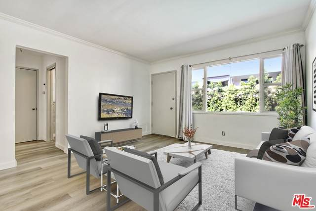 1435 N Fairfax Ave #5, West Hollywood, CA 90046 (MLS #21-692486) :: The Sandi Phillips Team