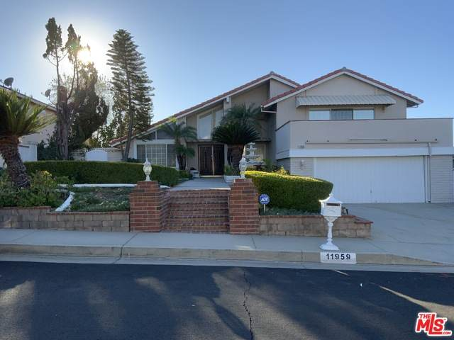 11959 Darby Ave, PORTER RANCH, CA 91326 (MLS #21-692706) :: Zwemmer Realty Group