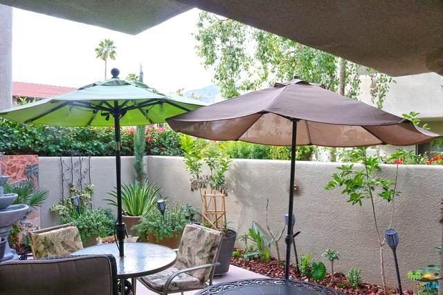 1150 E Amado Rd 19C1, Palm Springs, CA 92262 (#21-692896) :: TruLine Realty
