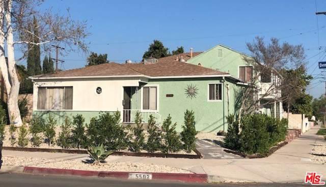 5502 Denny Ave, North Hollywood, CA 91601 (#21-693366) :: Lydia Gable Realty Group