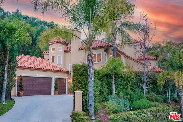 1437 Rutherford Dr, Pasadena, CA 91103 (#21-693488) :: Montemayor & Associates