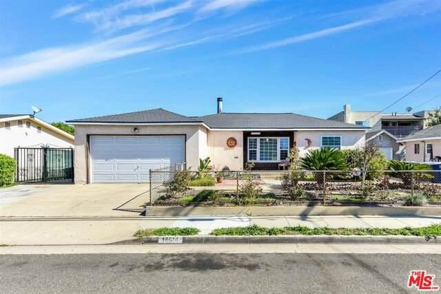 14514 S Denker Ave, Gardena, CA 90247 (#21-694036) :: The Grillo Group